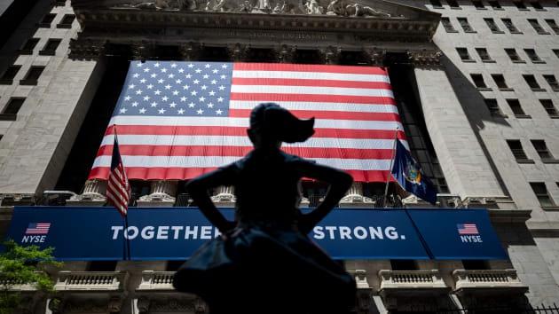 thị trường chứng khoán Mỹ ảnh 1