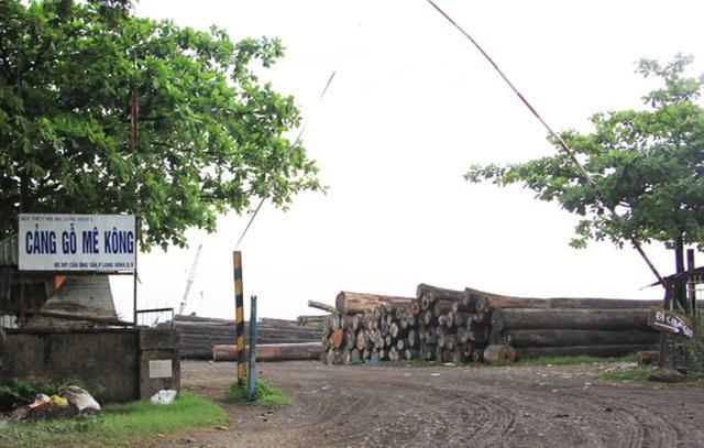 Ngang nhiên 'xẻ thịt' đất công viên Lịch sử - văn hóa dân tộc