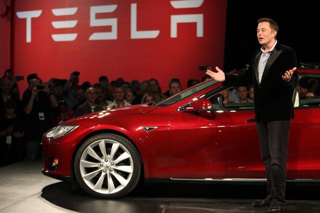 Tesla thành hãng ôtô giá trị nhất thế giới ảnh 1
