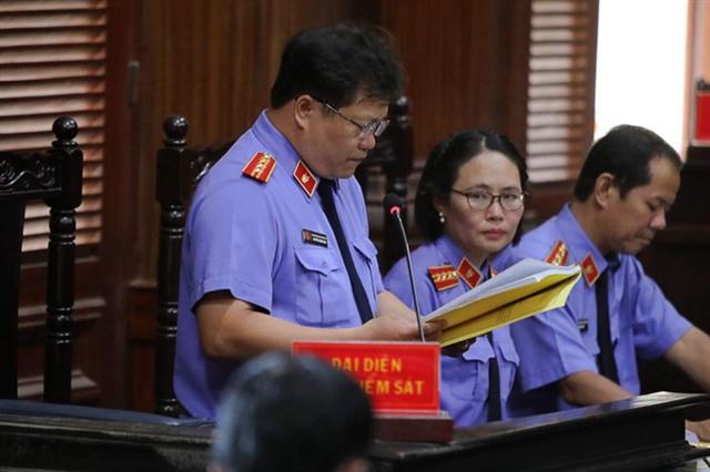 Trần Phương Bình bị đề nghị án chung thân, bồi thường gần 4.000 tỉ đồng