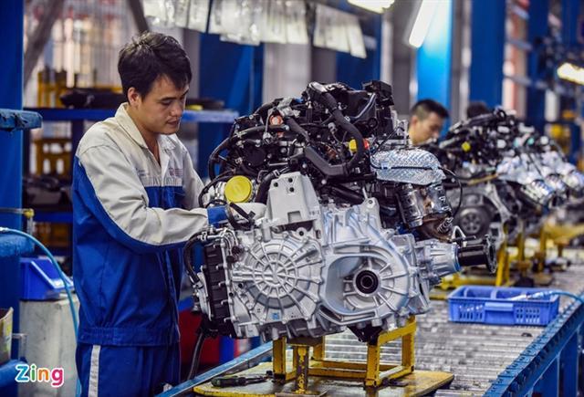 Việt Nam có mức thu nhập trung bình thấp ảnh 1