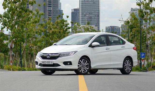 10 ô tô bán chạy nhất Việt Nam tháng 6.2020