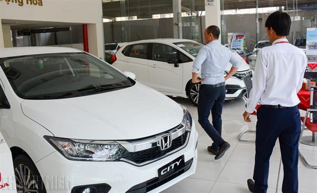Giảm lệ phí trước bạ, thị trường ô tô Việt Nam tăng trưởng 26%