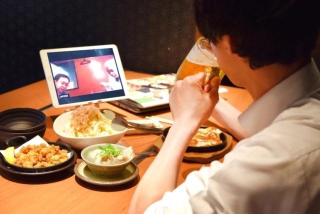 đi ăn một mình vì dịch ảnh 1