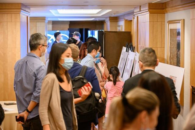 The Marq enchants Hong Kong investors
