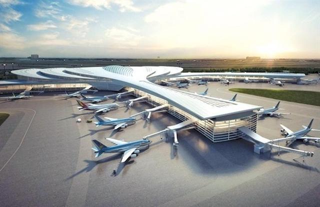dự án sân bay long thành ảnh 1