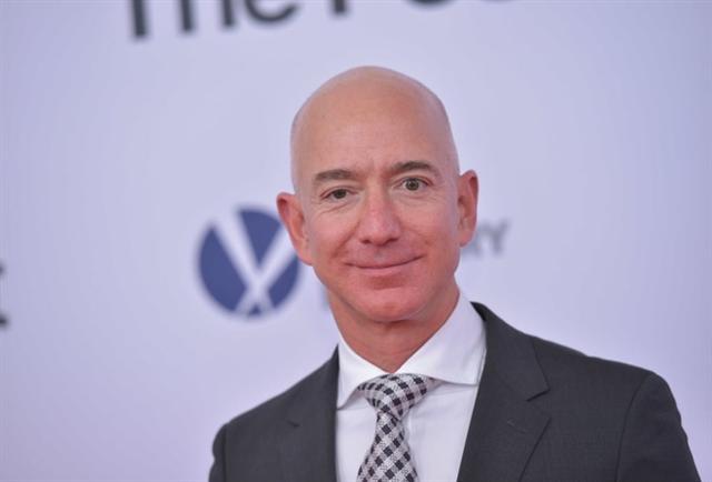 Jeff Bezos, Amazon, người giàu nhất thế giới ảnh 1