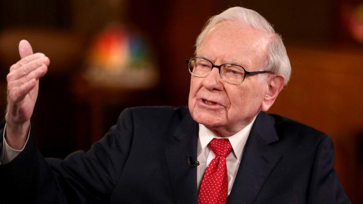 warren buffett - Warren Buffett Mua Thêm Hơn 800 Triệu USD Cổ Phiếu Bank of America