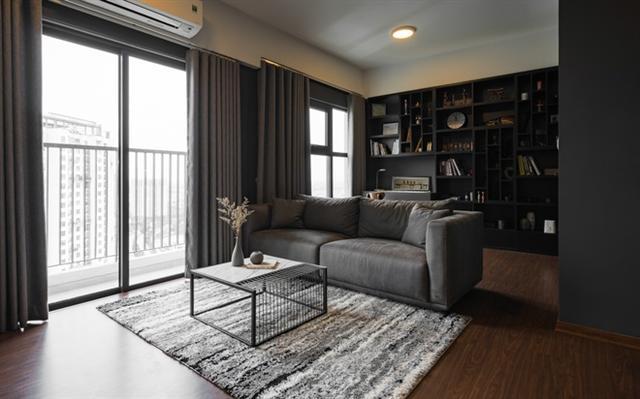 Giá căn hộ ở Hà Nội tăng ảnh 1