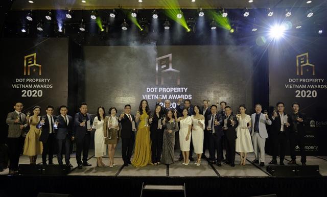 Novaland: Vietnam Developer of the Year 2020