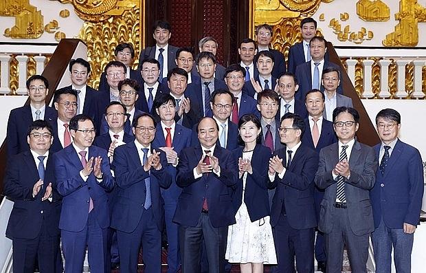 PM hosts RoK investors in Vietnam