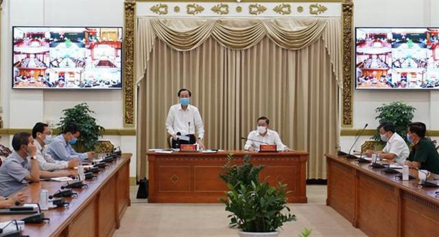 Đề xuất TP.HCM áp dụng Chỉ thị 19 của Thủ tướng về chống dịch