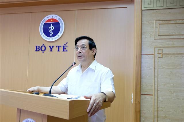 Bộ Y tế họp tình hình Covid-19 ở Đà Nẵng ảnh 2