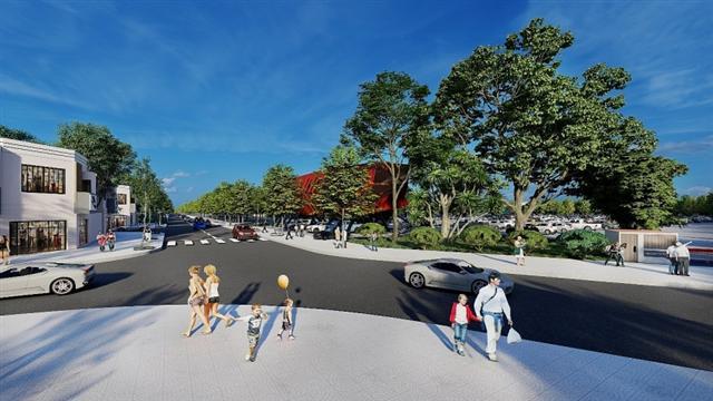 Apec Diem Thuy Centre Point – Valuable industrial service area