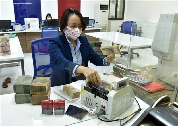 Reference exchange rate up 7 VND on August 4
