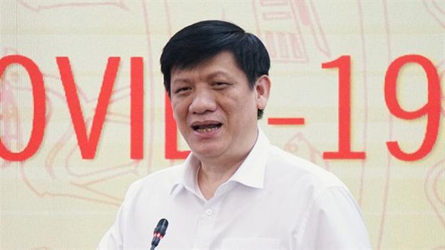 Quyền Bộ trưởng Y tế: 'Thêm Lạng Sơn, Bắc Giang có các ca nhiễm Covid-19'