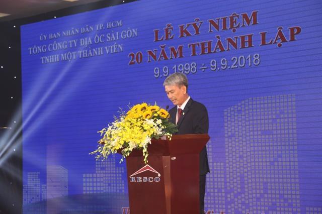 Sai phạm tại Tổng công ty Địa ốc Sài Gòn: Kỷ luật ông Nguyễn Phước Ngọc