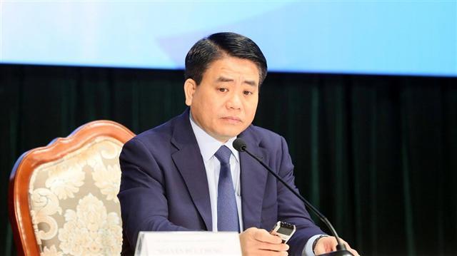 Ông Nguyễn Đức Chung có nhiều chỉ đạo bất thường liên quan Công ty Nhật Cường