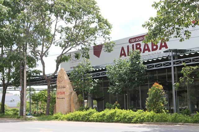 Bắt giam giám đốc công ty thi công hạ tầng cho Công ty Alibaba