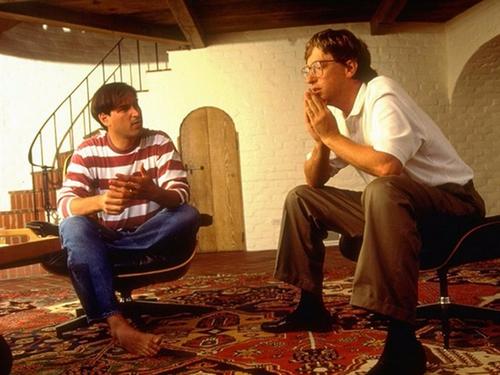 Bill Gates ghen tị với Apple ảnh 1