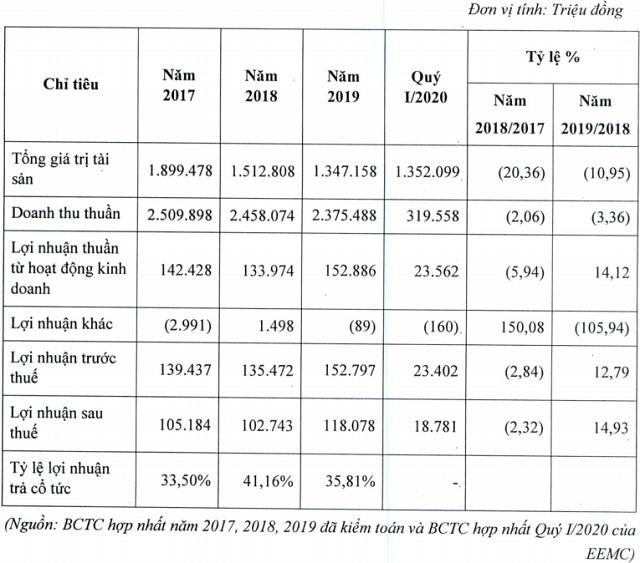EVN đấu giá trọn lô hơn 13 triệu cp TBD, giá khởi điểm 2,010 tỷ đồng 2