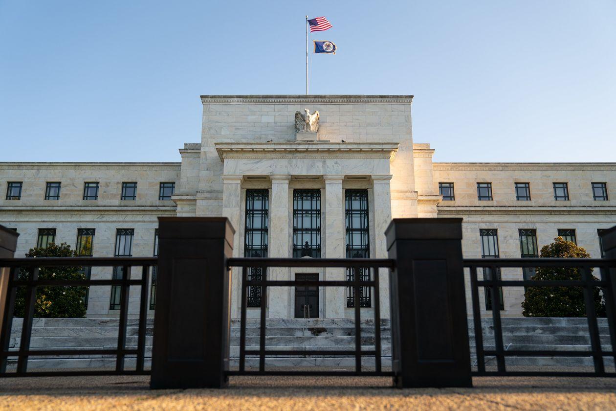 fed - Fed: Kinh Tế Mỹ Tăng Trưởng Khiêm Tốn Trong Tháng 8