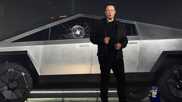 Tesla của Elon Musk ảnh 1
