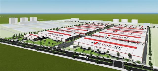 Gaw NP Industrial to open first ready-built-factory this October