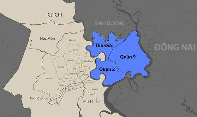 Thanh pho phia dong 2