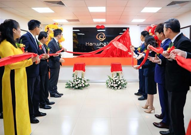 Hanwha Life Vietnam deepens footprint in Ho Chi Minh City