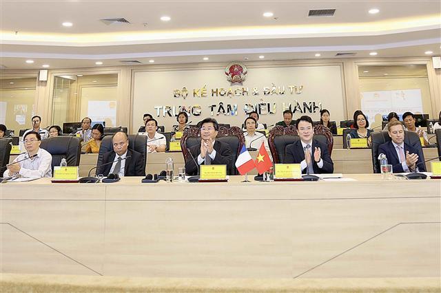 Vietnam a bright destination for French investors