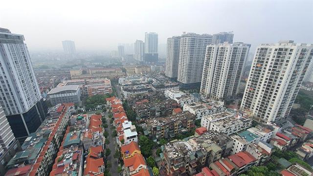 Giá nhà không giảm, vùng ven Hà Nội và TP.HCM vẫn sốt đất