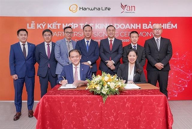 Hanwha Life Vietnam inks strategic partnership with YAN Financial to benefit customers