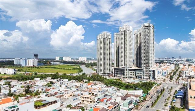 Xuất hiện dấu hiệu bong bóng giá nhà chung cư đô thị