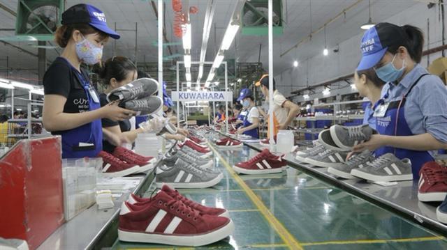 Đơn hàng ngành da giày đã trở lại ảnh 1