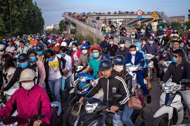 Bloomberg: Người dân Bắc Giang đổi đời nhờ sự dịch chuyển chuỗi cung ứng toàn cầu