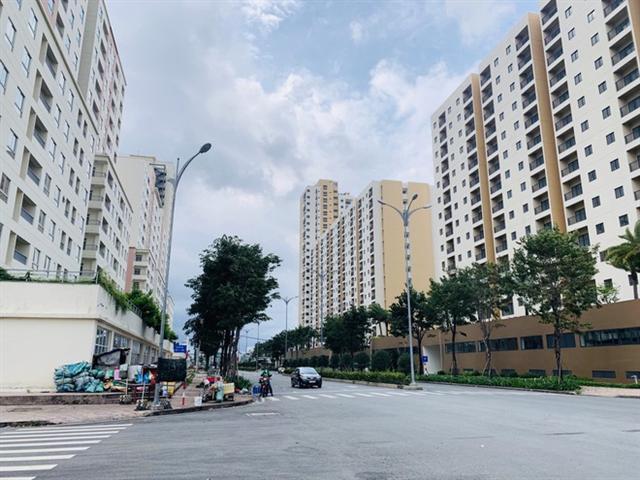 12.500 căn hộ tái định cư bỏ hoang ngay khu 'đất vàng'