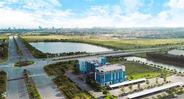 VSIP Haiphong blooms after decade of development
