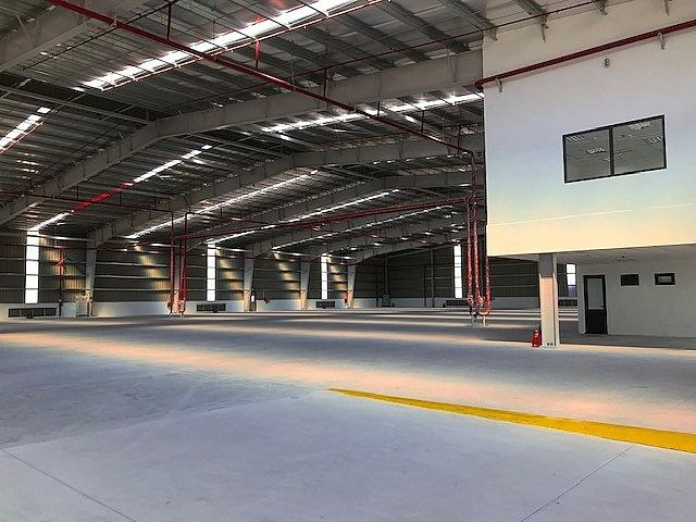 Gaw NP Industrial officially launches ready-built factory