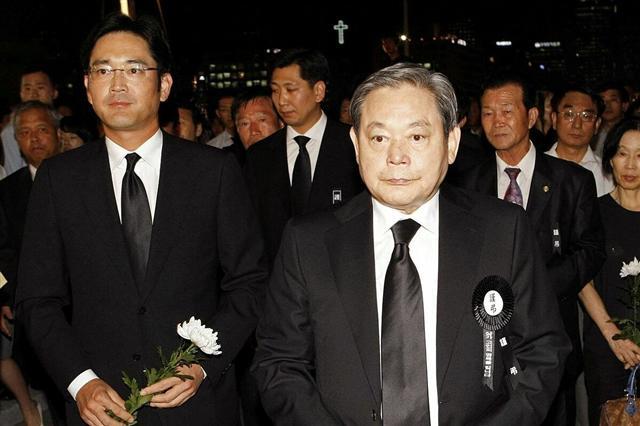 Chủ tịch Lee Kun Hee qua đời ảnh 4