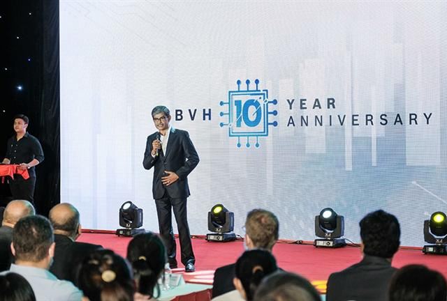 10 years in the lead: Robert Bosch Engineering and Business Solutions in Vietnam