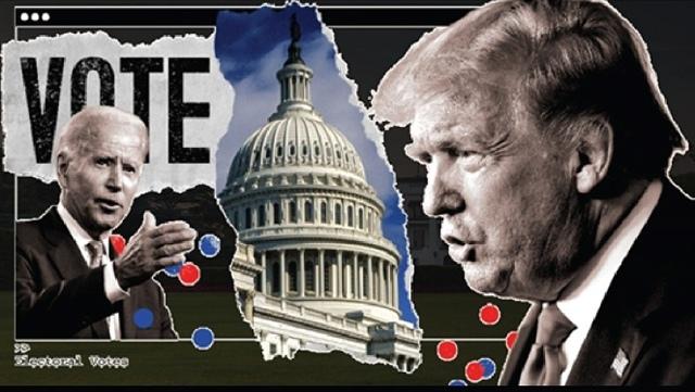 Bầu cử Tổng thống Mỹ năm 2020