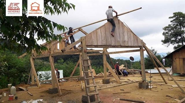 Generali Vietnam launches plan to support thousands of flood-impacted families