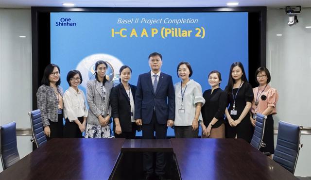 Shinhan Bank Vietnam complets three pillars of Basel II