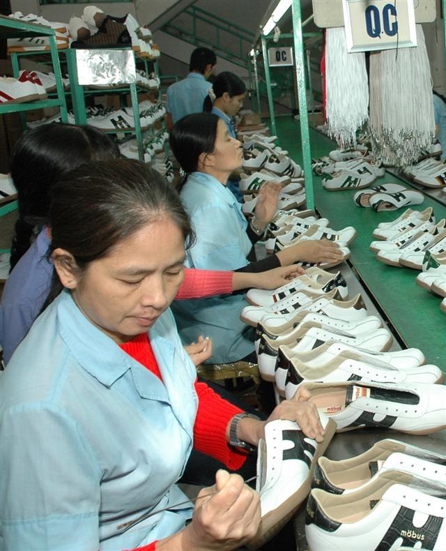 Leather, footwear exports take step forward