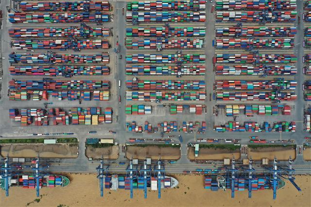 Việt Nam lọt top dòng chảy thương mại quốc tế ảnh 1
