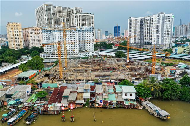 thị trường nhà ở tp.hcm 2020 ảnh 2