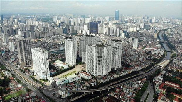 Thousands of apartments to enter Hanoi market this year