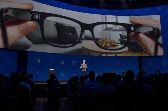 Facebook dự kiến ra mắt kính thông minh trong năm nay