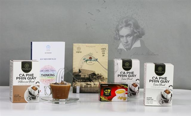 Trung Nguyen Legend's journey to bring Vietnamese coffee to the world